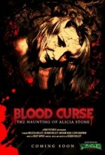 Blood Curse: The Haunting of Alicia Stone (2017) afişi