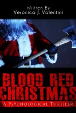 Blood Red Christmas (2015) afişi