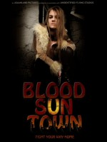 Blood Sun Town (2011) afişi