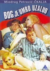 Bog je umro uzalud (1969) afişi