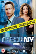 CSI: NY (2006) afişi