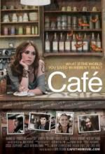 Cafe (2011) afişi