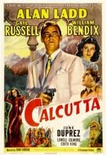 Calcutta (ı) (1947) afişi