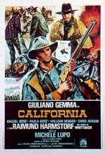 California (1977) afişi
