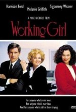 Çalışan Kız (1988) afişi
