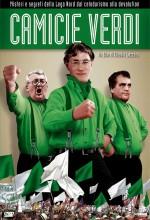 Camicie Verdi. Bruciare Il Tricolore