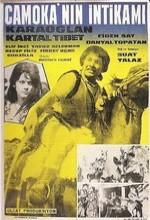 Camokanın İntikamı (1966) afişi