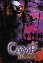 Camp Blood (1999) afişi