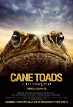 Cane Toads: The Conquest (2009) afişi
