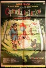 Caperucita Y Sus Tres Amigos (1961) afişi