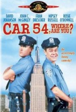 Car 54, Where Are You (1994) afişi