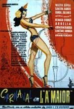 Carnaval Em Lá Maior (1955) afişi