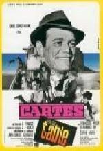 Cartes Sur Table (1966) afişi