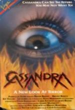 Cassandra (1986) afişi