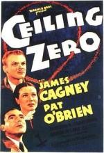 Ceiling Zero (1936) afişi