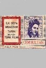 Cem Sultan (1951) afişi
