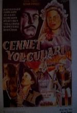Cennet Yolcuları (1952) afişi