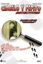 Chabelo Y Pepito Detectives (1974) afişi