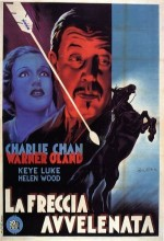 Charlie Chan At The Race Track (1936) afişi