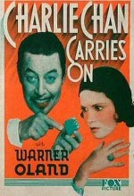 Charlie Chan Carries On (1931) afişi