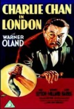 Charlie Chan In London (1934) afişi