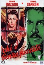 Chi è Senza Peccato... (1952) afişi