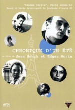 Chronique D'un été (Paris 1960) (1961) afişi