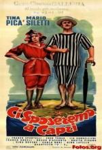 Ci Sposeremo A Capri (1956) afişi