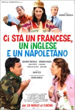 Ci Sta Un Francese, Un Inglese E Un Napoletano Noemi (2008) afişi