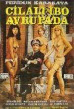 Cilalı İbo Avrupa'da (1970) afişi
