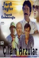 Çılgın Arzular (1984) afişi