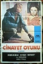Cinayet Oyunu (1975) afişi