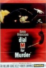 Cinayet Var (1954) afişi