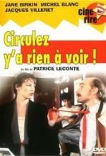 Circulez Y A Rien à Voir! (1983) afişi