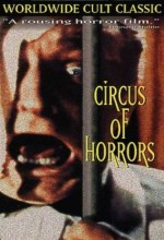 Circus Of Horrors (1960) afişi