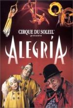 Cirque Du Soleil: Alegria (2001) afişi