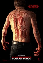Clive Barker'dan Kan Kitabı (2008) afişi