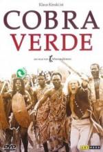 Cobra Verde (1987) afişi
