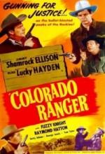 Colorado Ranger (1950) afişi