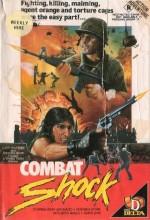 Combat Shock (1986) afişi