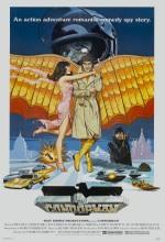 Condorman (1981) afişi