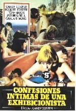 Confesiones íntimas De Una Exhibicionista (1983) afişi