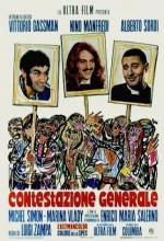Contestazione Generale (1970) afişi