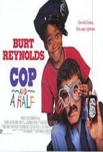 Cop And A Half (1993) afişi