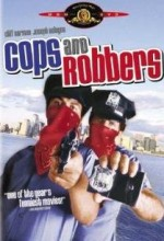 Cops And Robbers (1973) afişi