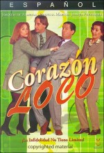 Corazón Loco (1997) afişi