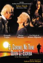 No One Writes to the Colonel (1999) afişi