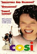 Cosi (1996) afişi