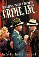 Crime,ınc (1945) afişi