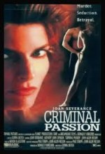 Criminal Passion (1994) afişi